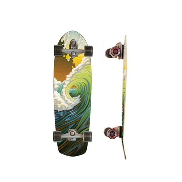 Green Room Surf Board