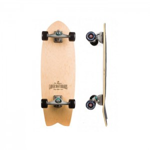 red snapcarver skateboards-swallow-29-clearwood-300x300